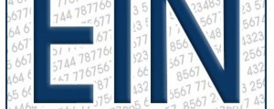 Obtaining an EIN number: Employment Identification Number
