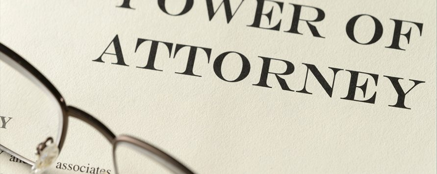 How to do a durable power of attorney