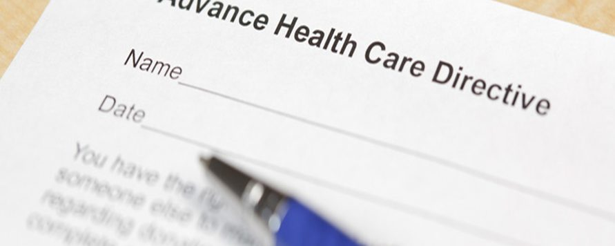 Forming a health care directive