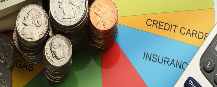 Budgeting and staying in control of your money